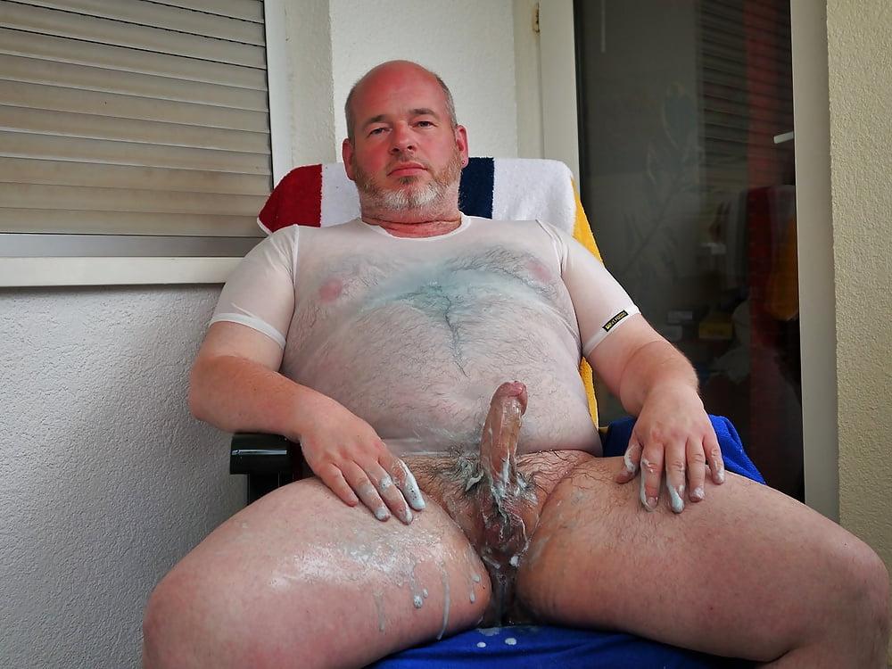 chubby-gay-bear-shower