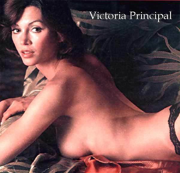 Naked woman victoria principal cumshot