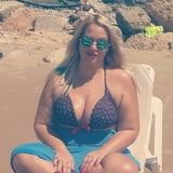 hot blonde milf with big tits for comments and cum tributes