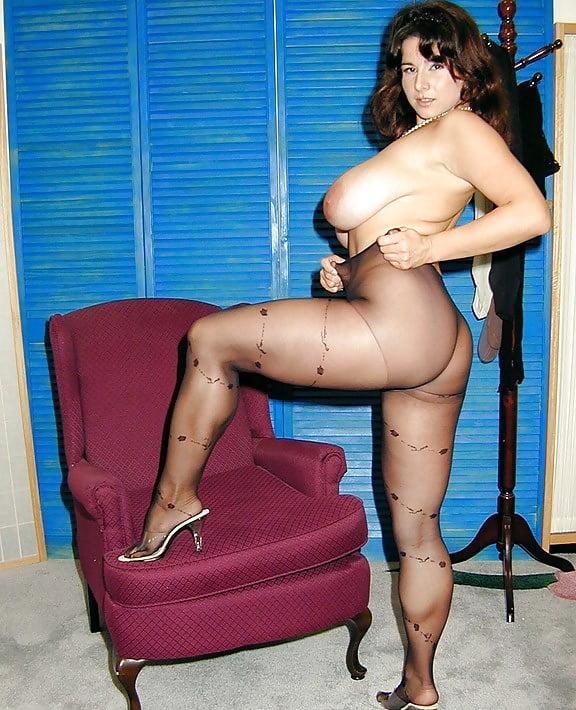 Big Tits Pantyhose