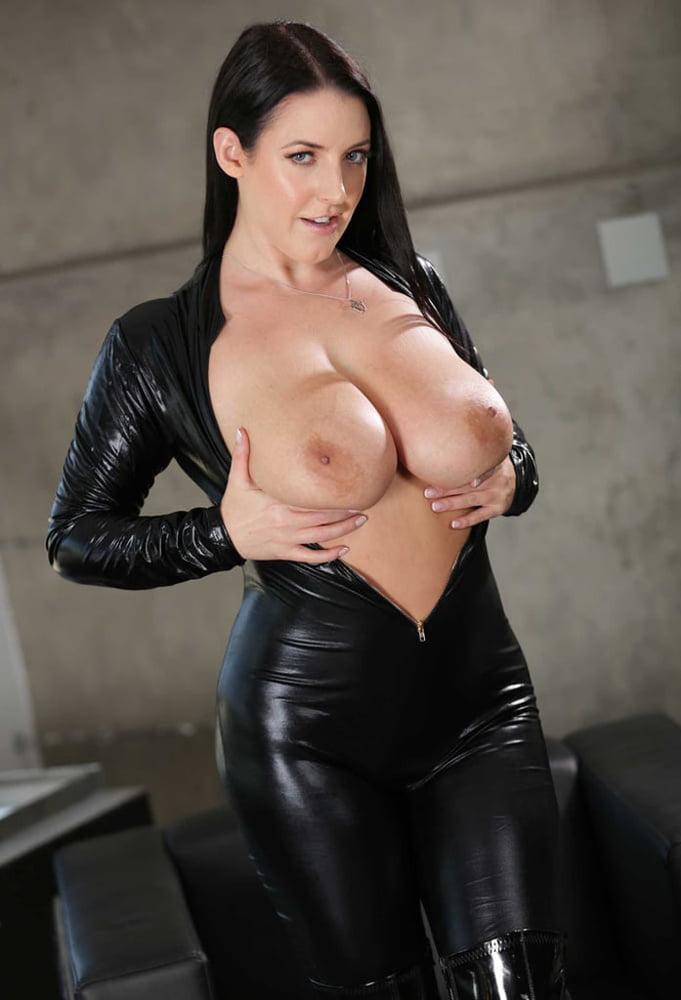 Angela White Latex