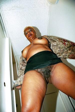 black porn Old woman