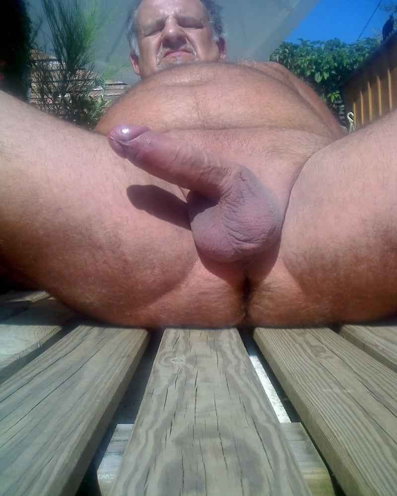 Grandads nude balls — photo 12