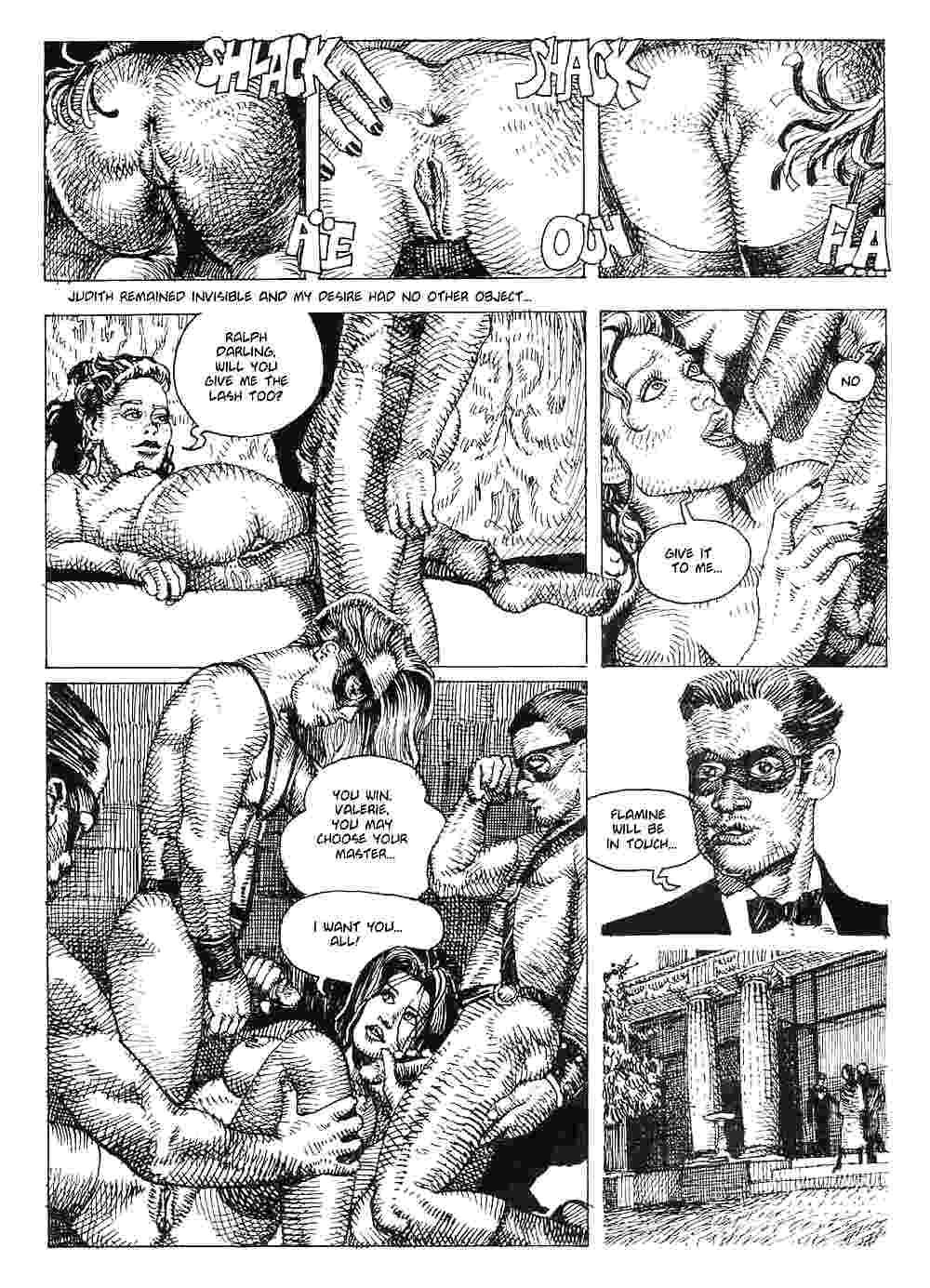 Black n white comics xxx-9281