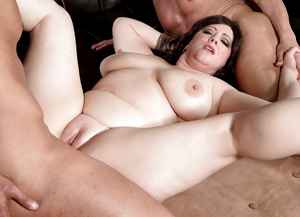 Oiled up angela white is the perfect curvy hardcore slut