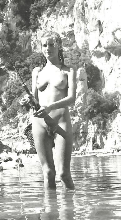 Vintage nudist gallery