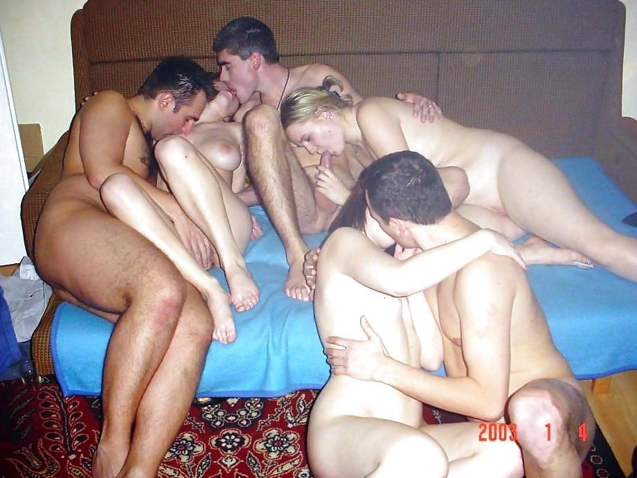 Party Und Amateur-Orgie 4