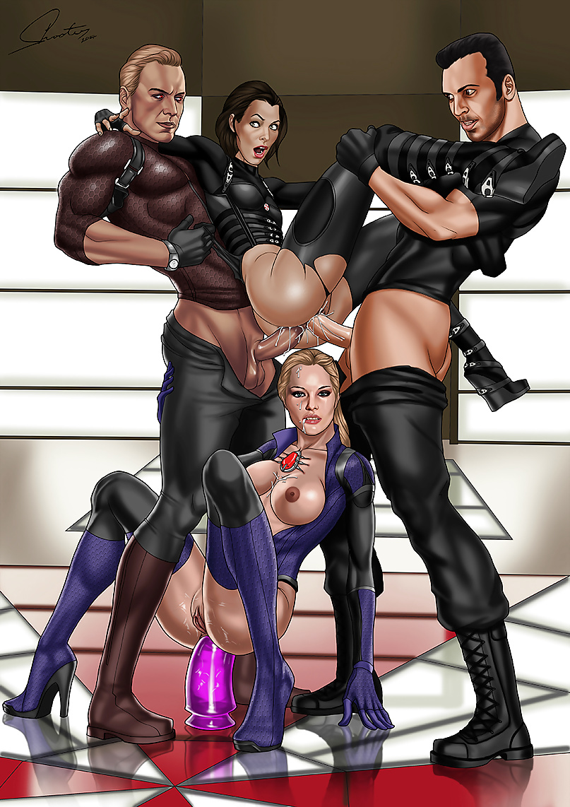 Resident evil alice pussy domination porn pics