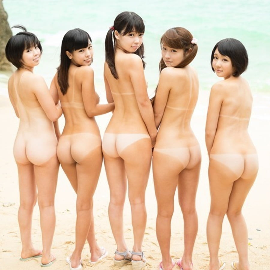 nud-ass-japanese-girls