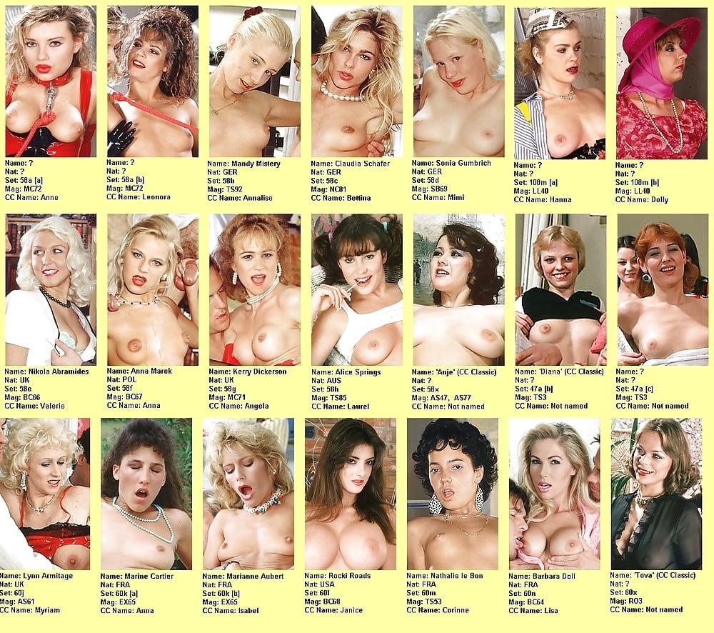 Redhead pornstars list