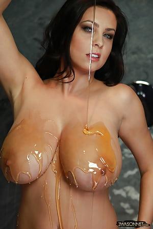 Porn tube Silk pantyhose model