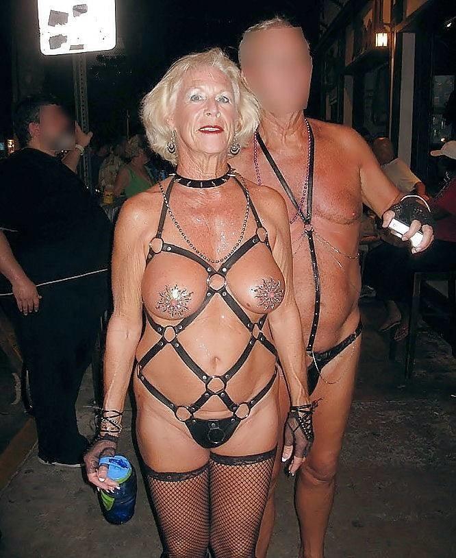 Sexy grannies porn carnival — photo 10