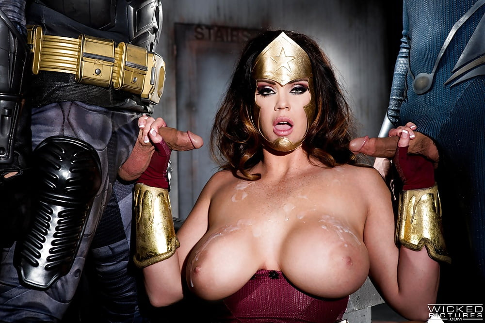 Female Superheroes Ranked