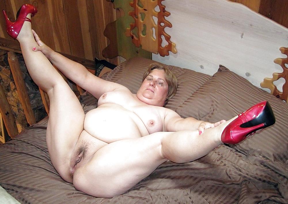 Free pics of fat mature mom