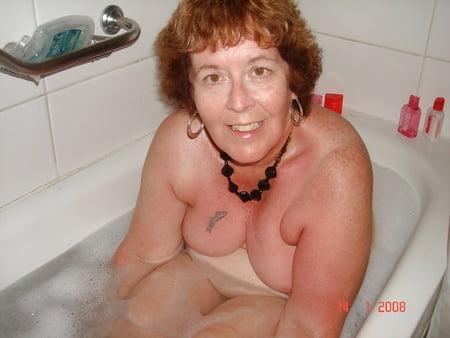 BBW granny Lyn