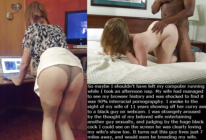 Wife interracial sexd stories