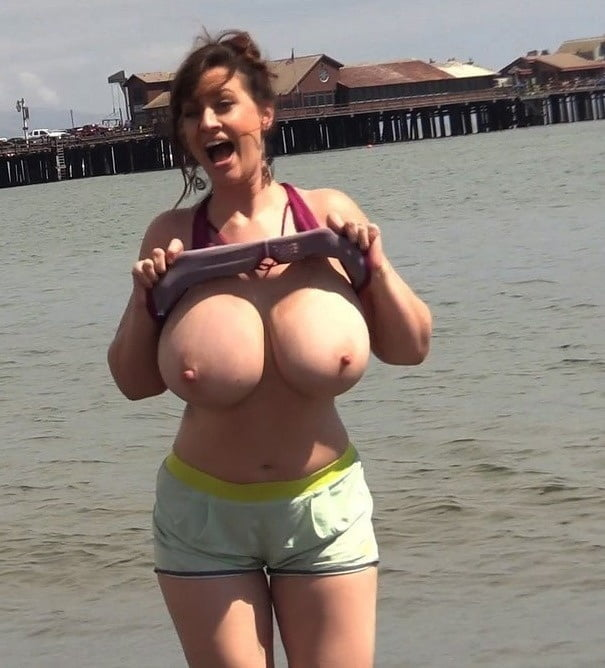Candid Tits