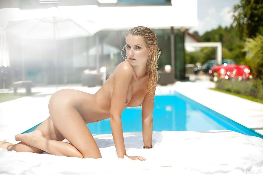 Dominique regatschnig nackt nacktbilder playboy