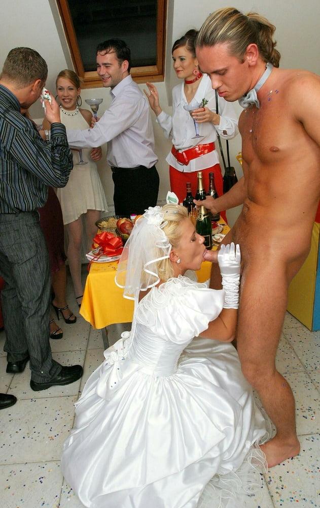 Секс сцены на свадьбах 12