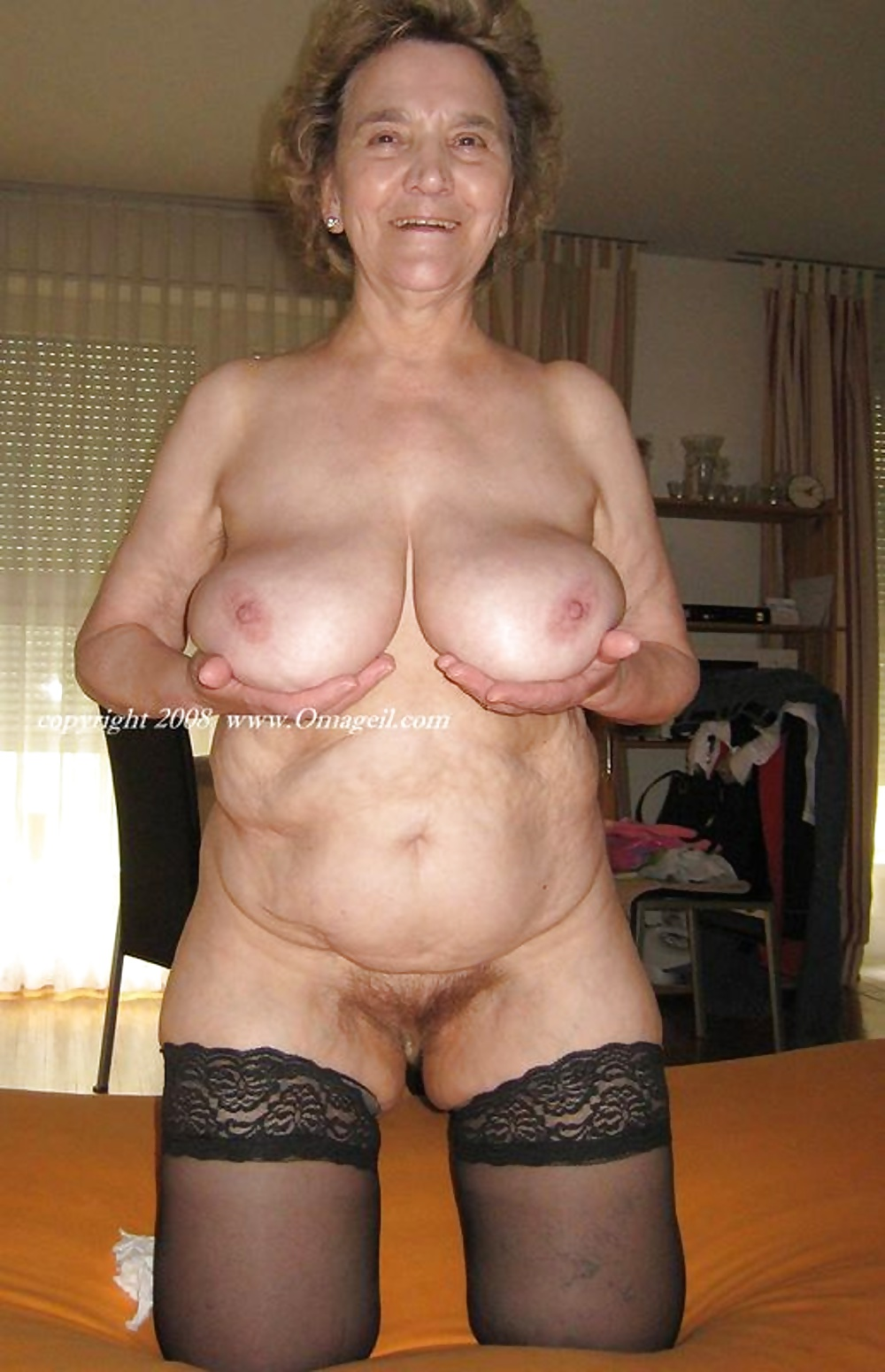 All Granny Saggy Tits
