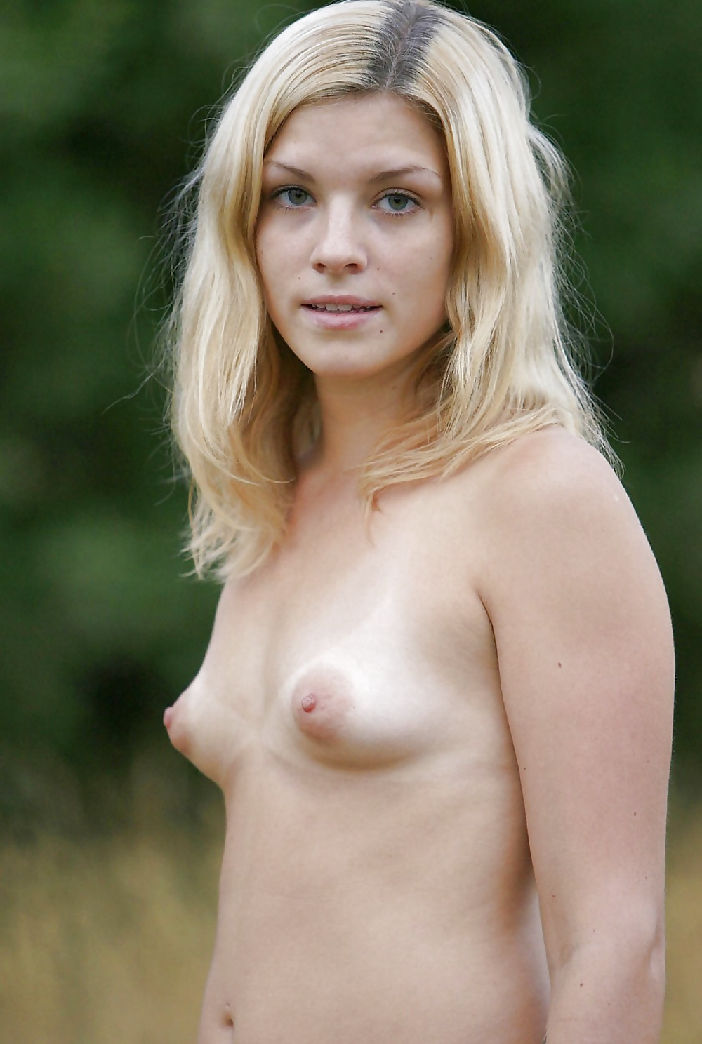 Amazing hardcore nipples young blonde nude