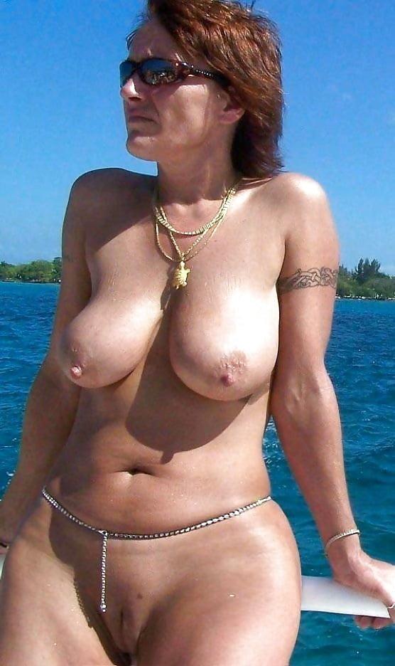 Hot naked older ladies