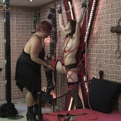 Until The Slave Girl Squirts ...