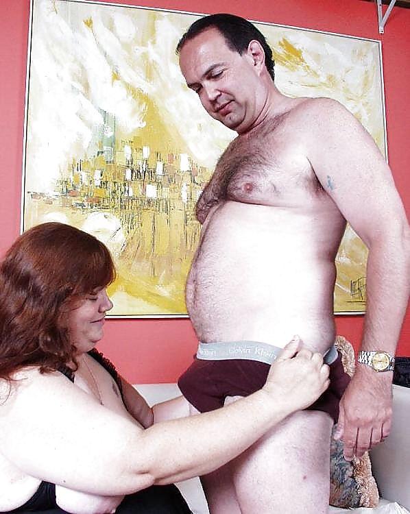 Fat white women having sex-5949