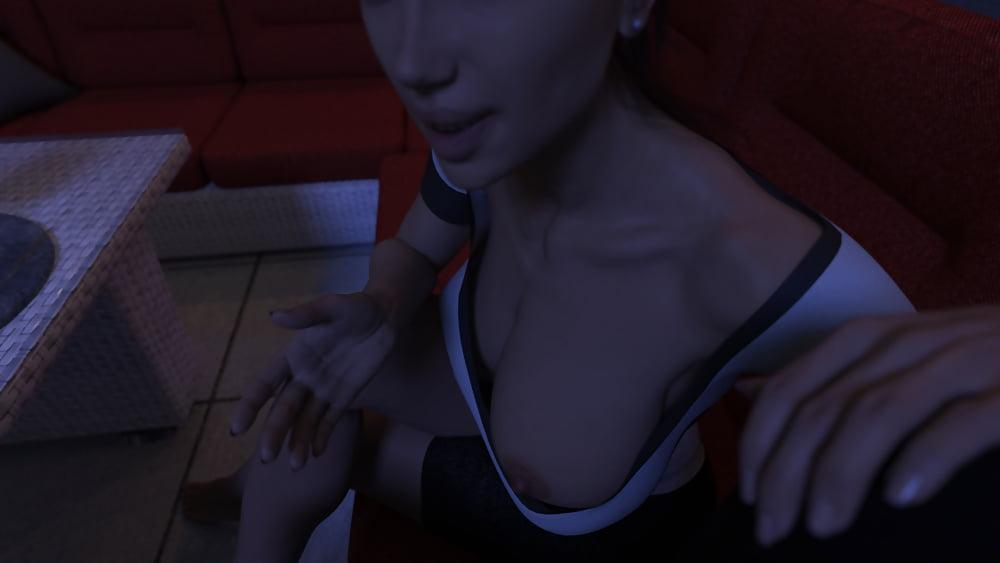 Beautiful nude anime-4086
