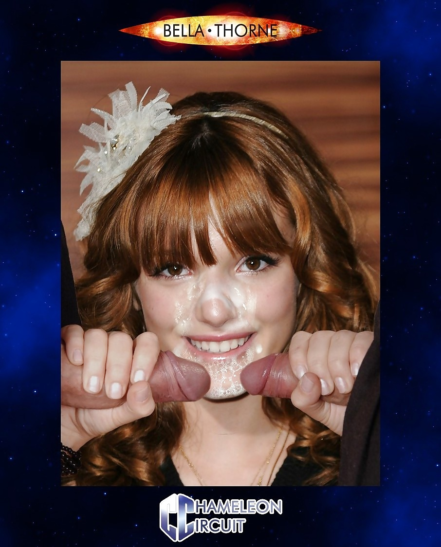 Bella thorne receives hate for self