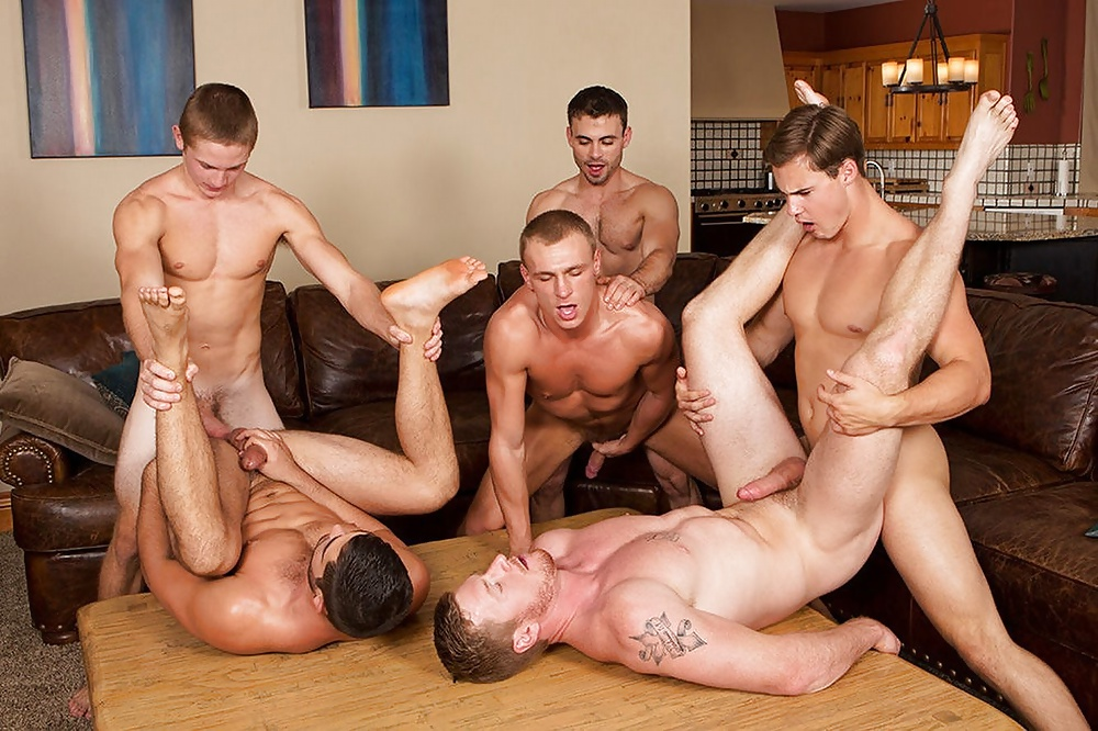 Gay orgies porn