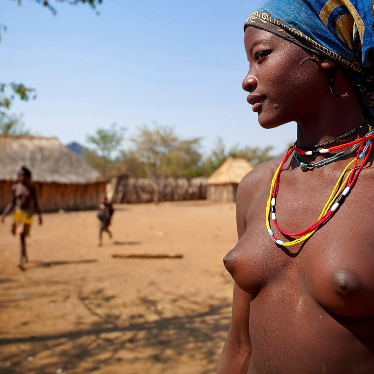 Beautiful naked tribe women