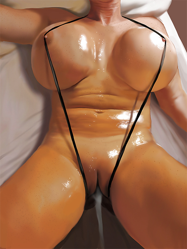 фото эро сперма на купальнике - 2