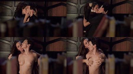 Eliza Dushku Topless