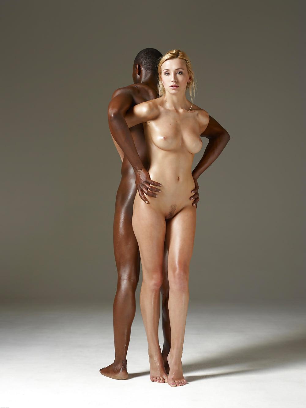 Black guy white girl orgy
