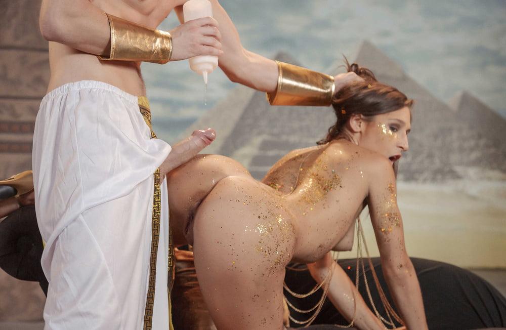 Naked anal goddess #6