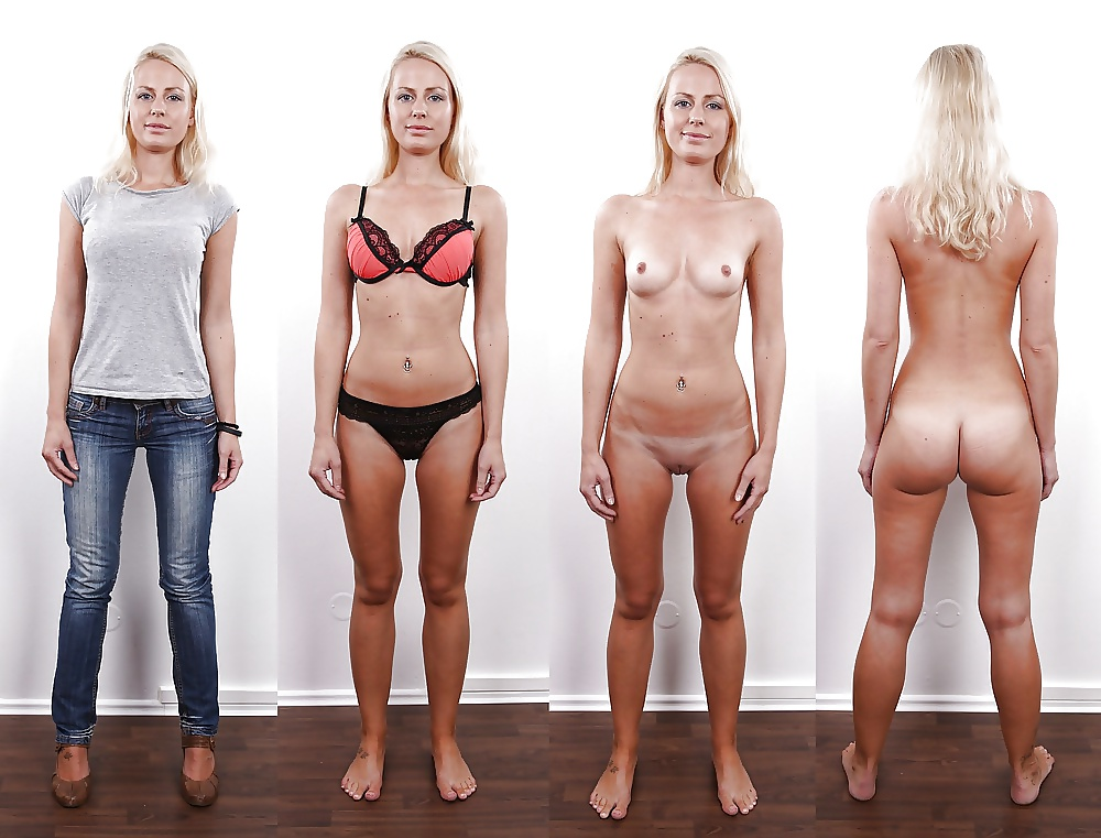 Naked In Clothed Group