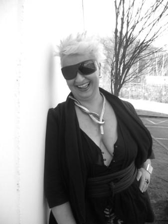 alluring granny gilf cleavage non nude