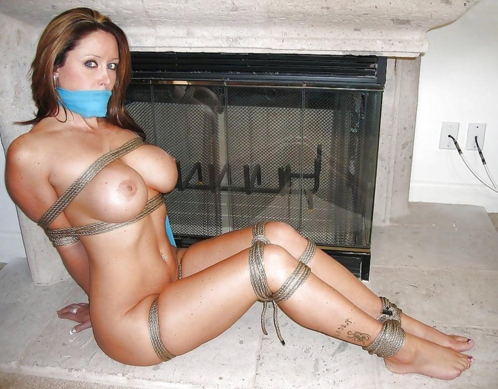 Black girl bound gagged