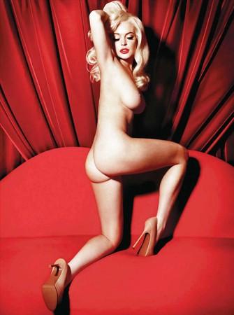 Nackt  Lizzy Jagger Celebrities: Lizzy