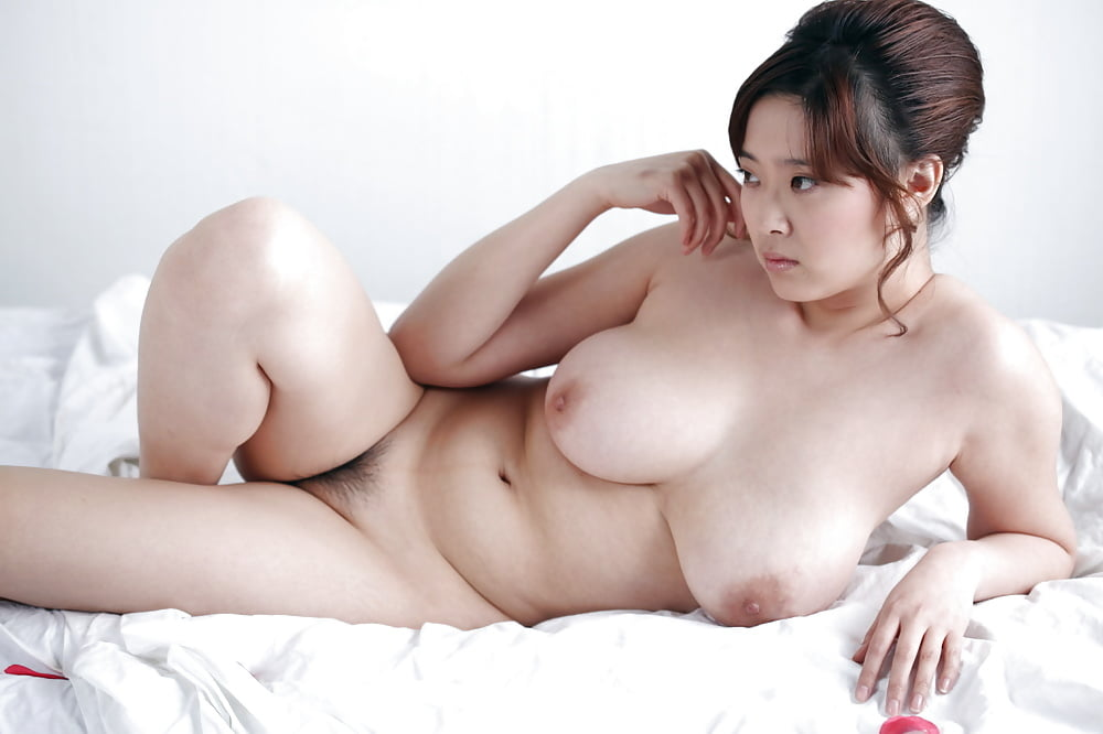 Chubby Asian Wife Nude
