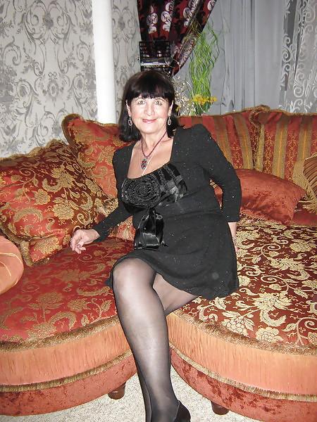 Russian Sexy Mature Grannies Amateur Mixed - 30 Pics -4039