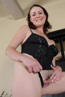 Just mature pussy