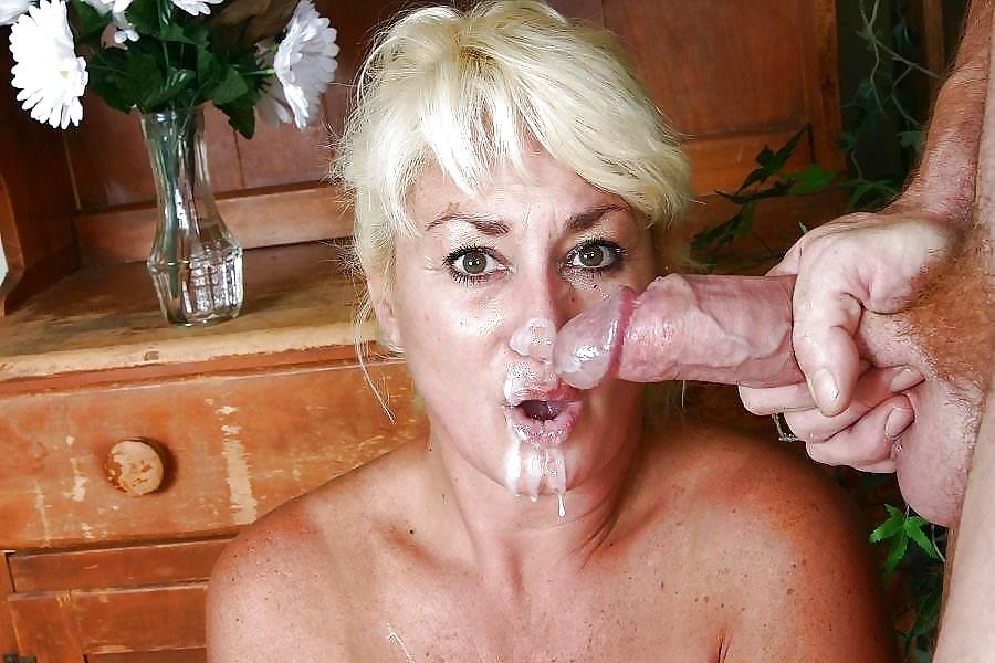 Milf riding cock slutload