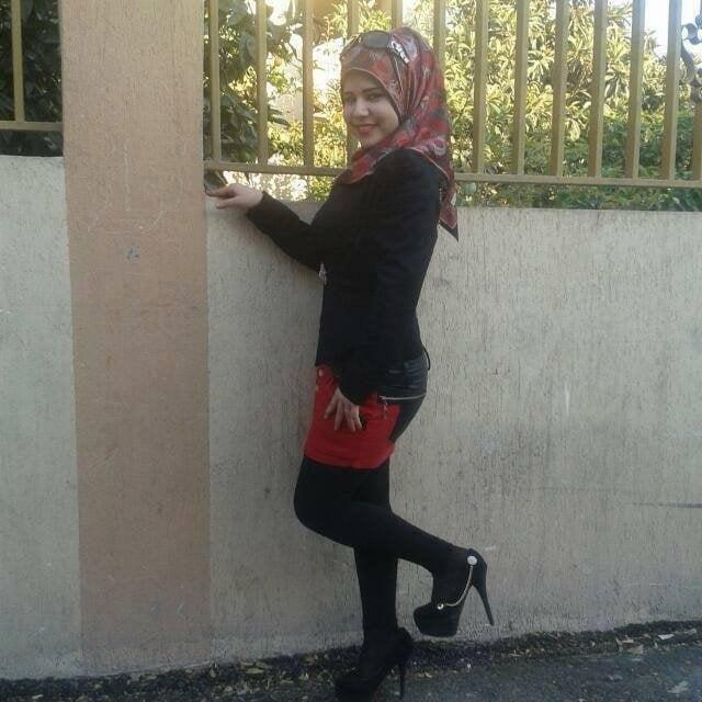 Hijab Heels Schlampen- 22 Pics