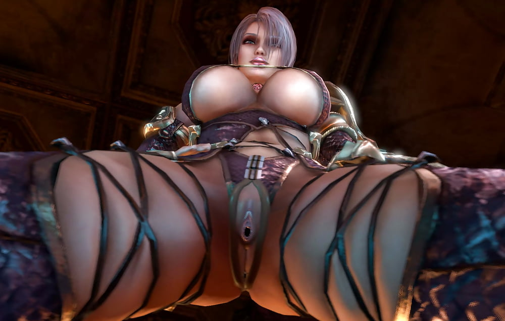 Ivy naked from soulcalibur