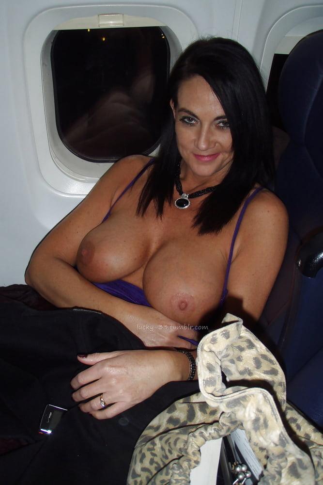 Tits on a plane