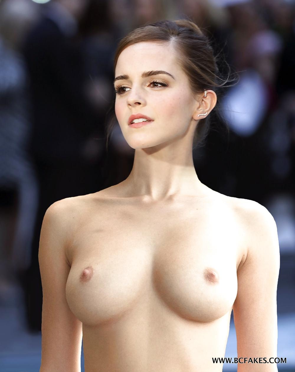 Emma watson topless pic