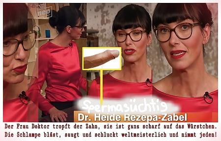 Nackt heide rezepa zabel Heide Rezepa