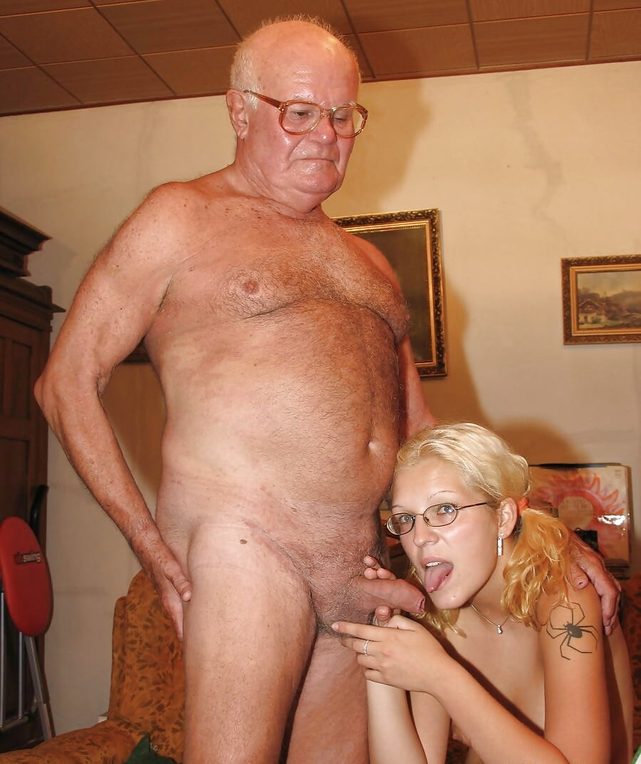 Old men parties hot — 11